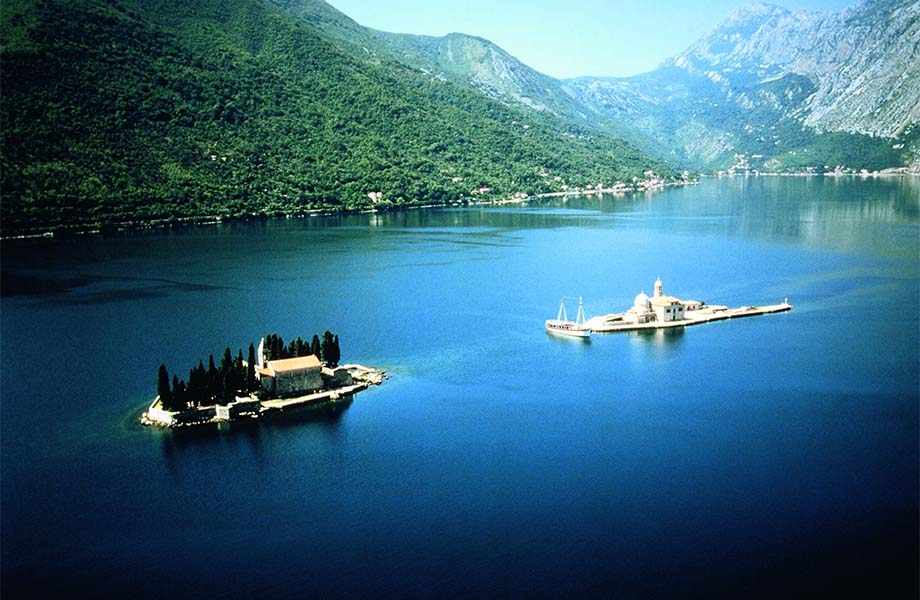 Bay of Kotor, Montenegro with Maestral Travel Agency