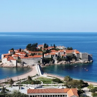 San Stefan, Montenegro with Maestral Travel Agency