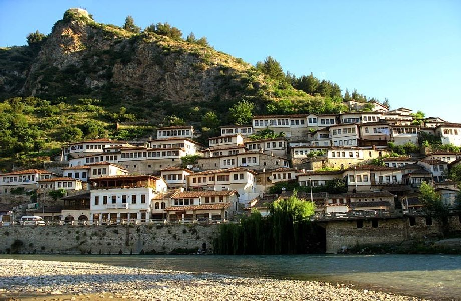 Berat, Albania with Maestral Travel Agency