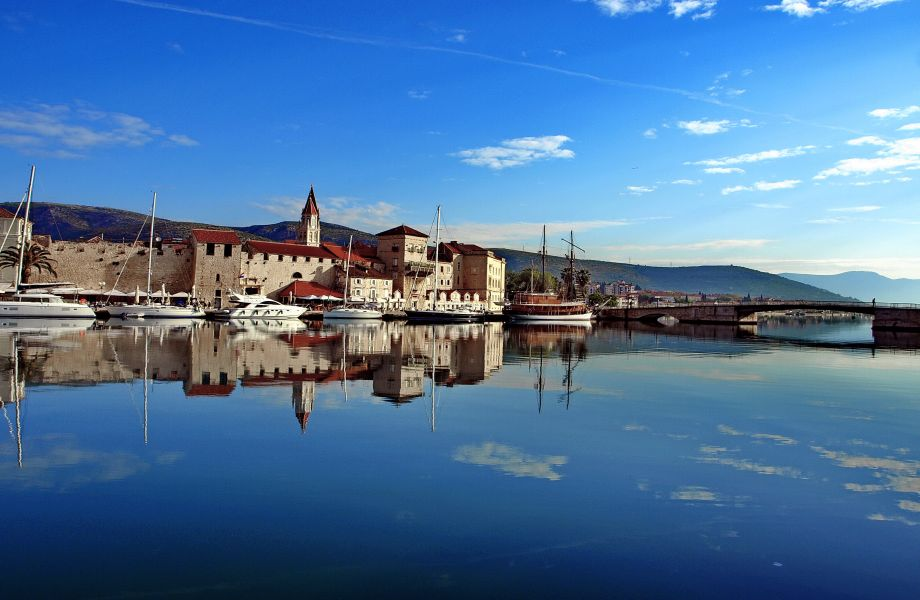 Trogir, Croatia with Maestral Travel Agency