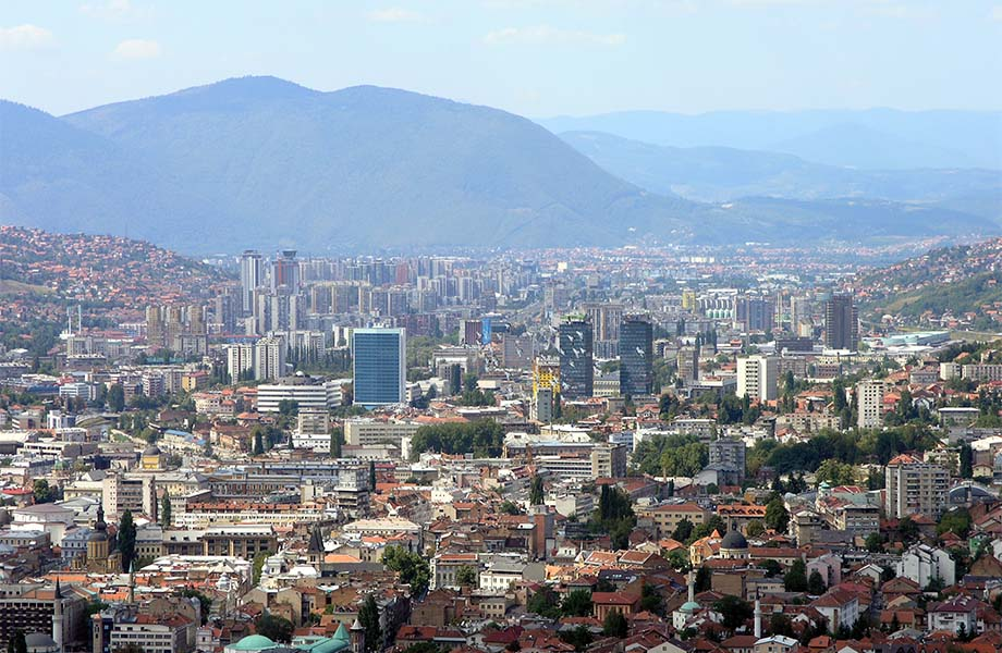 Sarajevo, Bosnia and Hercegovina with Maestral Travel Agency