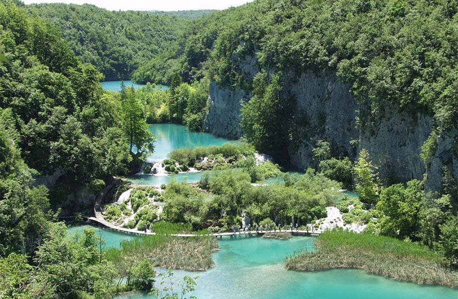 Plitivice Lakes, Croatia with Maestral Travel Agency