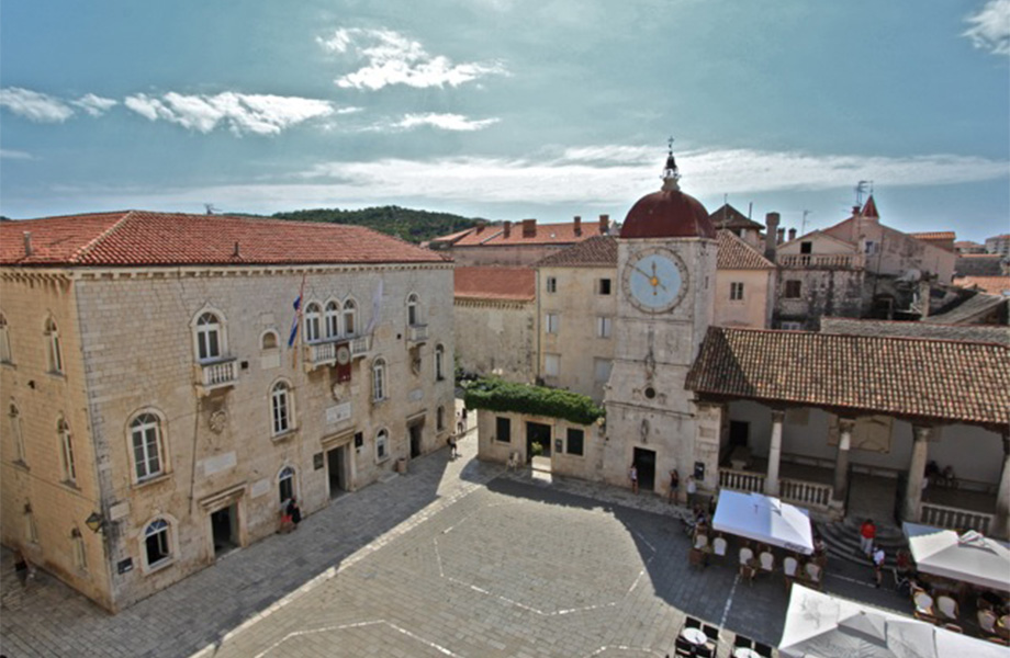 Trogir, Croatia with Maaestral Travel Agency