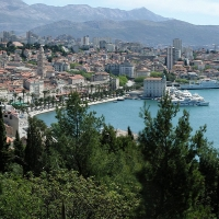 Split, Croatia with Maestral travel agency