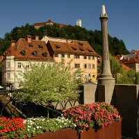 Ljubljana Castle, Slovenia with Maestral Travel Agency