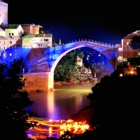 Mostar, Bosnia and Hercegovina with Maestral Travel Agency