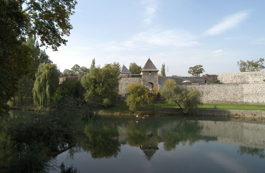 Castle in Banja Luka, with Maestral Travel Agency
