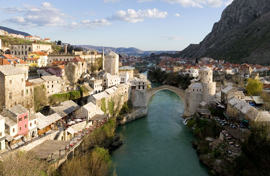Mostar with Maestral Travel Agency