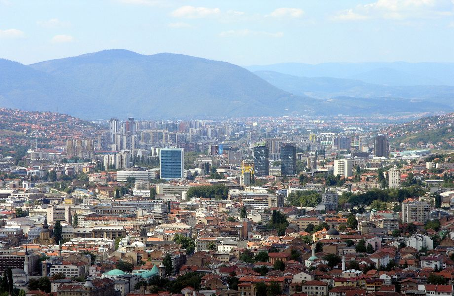 Sarajevo with Maestral Travel Agency