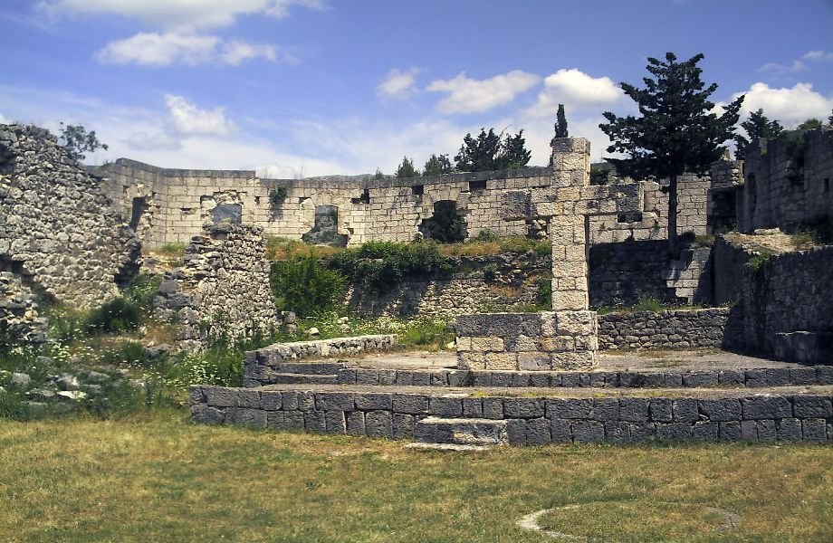 Stolac fortress with Maestral Travel Agency