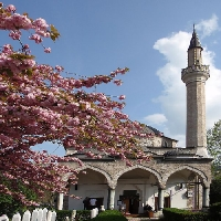 Mosque in Sarajevo, with Maestral Travel Agency
