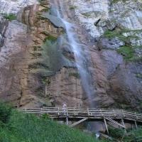 Skakavac waterfall, Sarajevo with Maestral Travel Agency