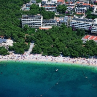 Hotel Biokovka with Maestral Travel Agency