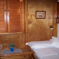 A cabin in San Gulet with Maestral Travel Agency