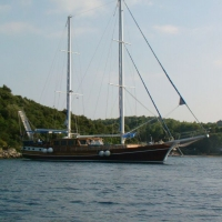 Gulet San with Maestral Travel Agency
