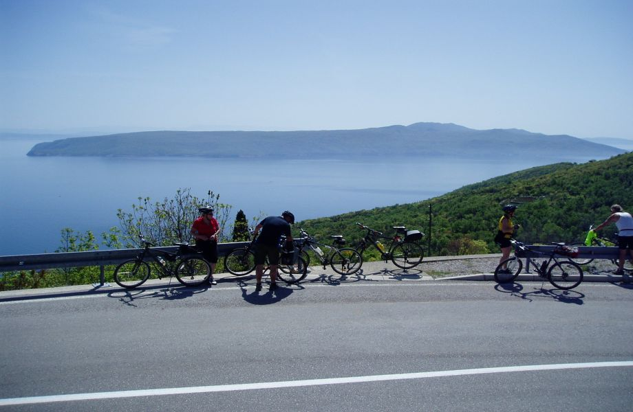 Biking in Croatia with Maestral Travel Agency