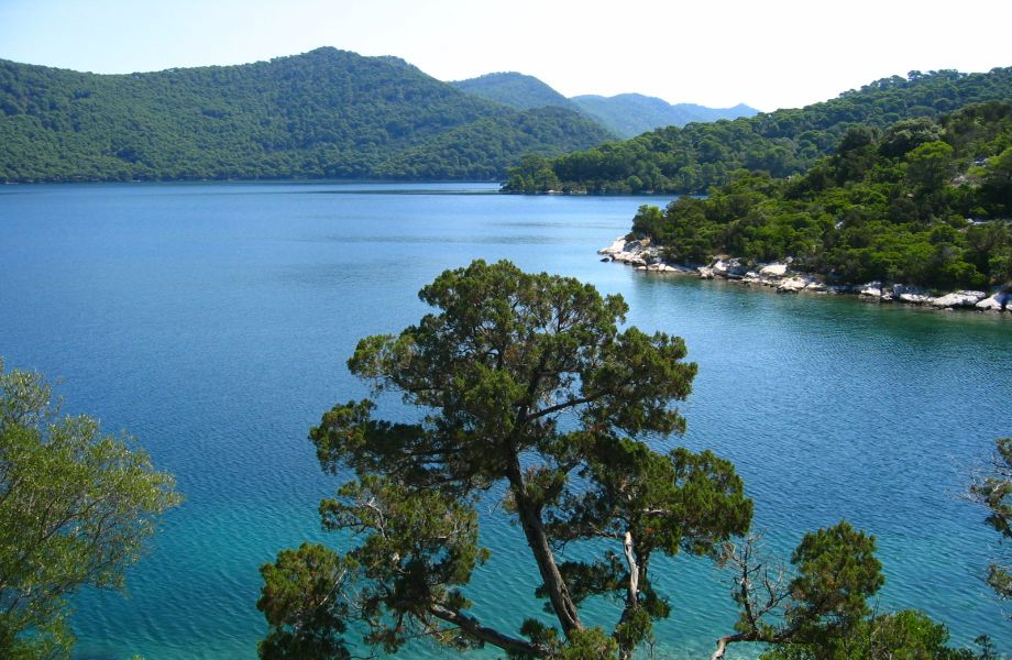 Great Lake on Island Mljet, Croatia with Maestral Travel Agency