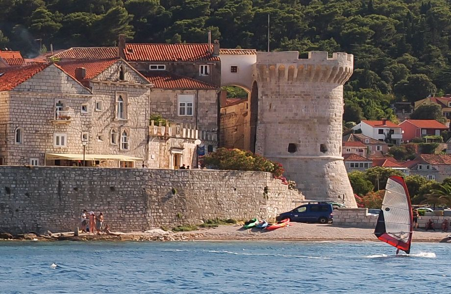 Korcula, Croatia with Maestral Travel Agency