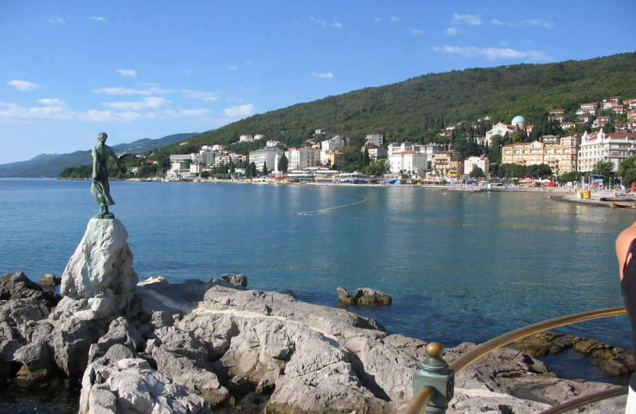Opatija, Croatia with Maestral Travel Agency