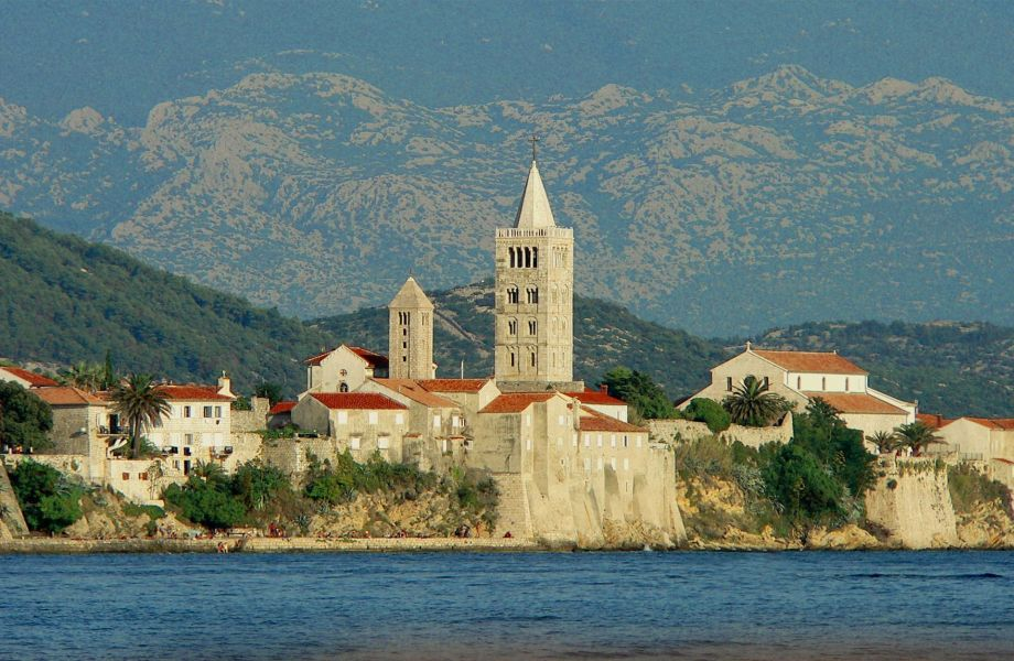 Island Rab, Croatia with Maestral Travel Agency