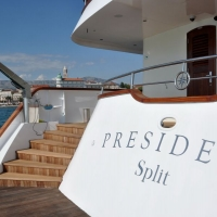 MS President Boat with Maestral Travel Agency