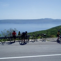 Biking in Croatia with Maestral Travel Agency