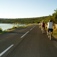 Biking by the sea, Croatia with Maestral Travel Agency