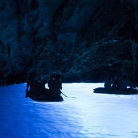 Blue Cave on Island Bisevo, Croatia with Maestral Travel Agency
