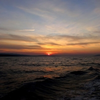 Sunset in Croatia with Maestral Travel Agency