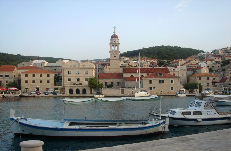 Pucisca on Island Brac, Croatia with Maestral Travel Agency