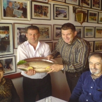 Ohrid trout with Maestral Travel Agency