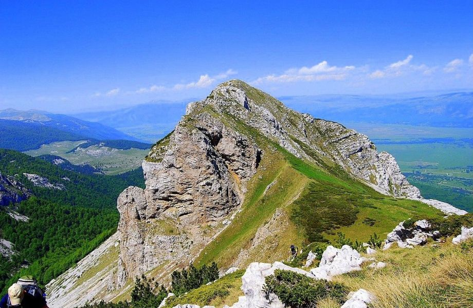 Dinara mountain with Maestral Travel Agency