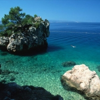 Brela, Riviera of Makarska with Maestral Travel Agency