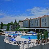 Marco Polo Hotel in Korcula, Island of Korcula with Maestral Travel Agency