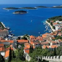 City of Hvar, Island of Hvar, Croatia with Maestral Tourist Agency