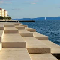 Sea Organs, Zadar, Croatia with Maestral Turist Agency