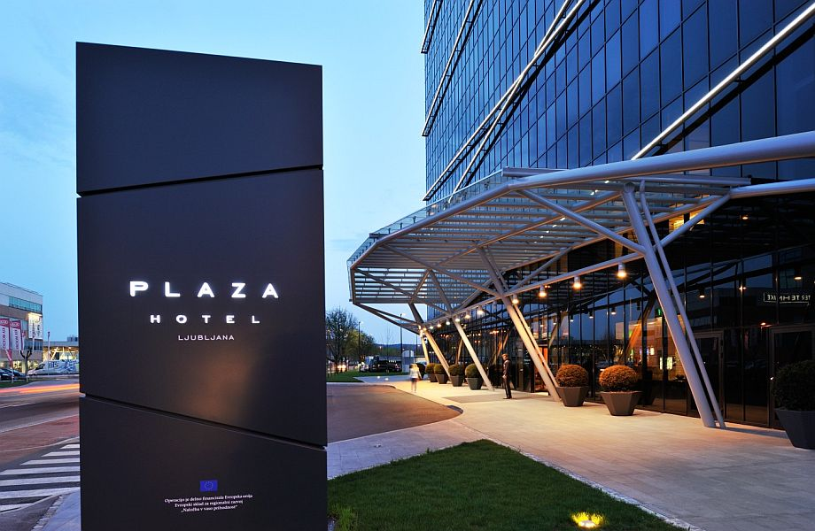 Plaza Hotel Ljubljana with Maestral Travel Agency