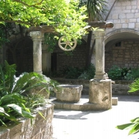 Franciscan Monastery Zaostrog, Riviera of Makarska with Maestral Travel Agency