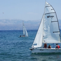 Sailing on Island Brac, Croatia with Maestral Travel Agency