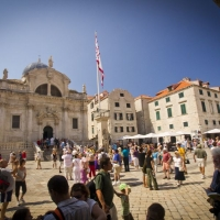St. Vlaho Church in Dubrovnik, Croatia with Maestral Travel Agency