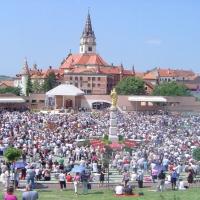 Marija Bistrica Mass, Croatia with Maestral Travel Agency