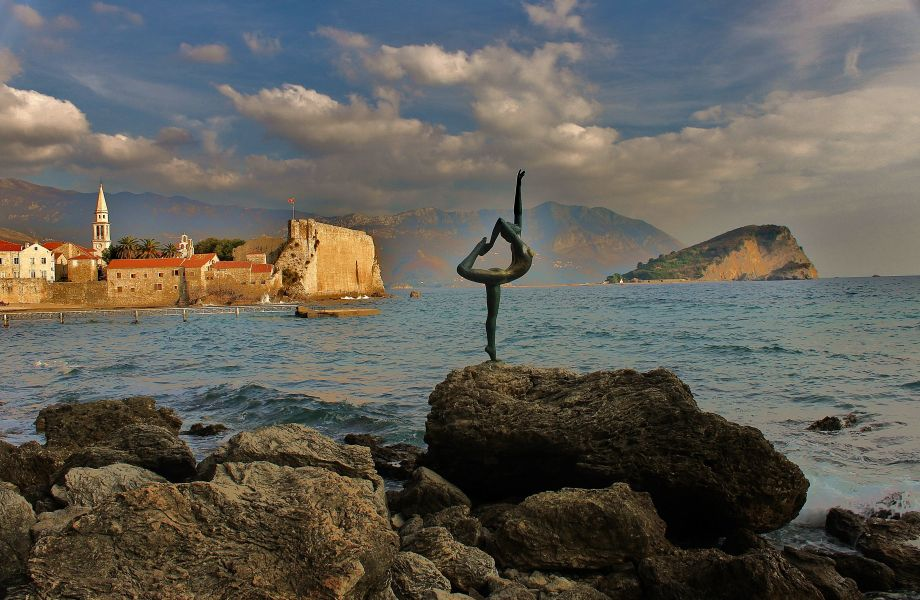 Budva, Montenegro with Maestral Travel Agency