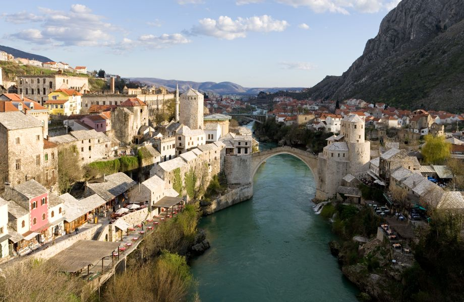 Mostar, Bosnia and Herzegovina with Maestral Travel Agency