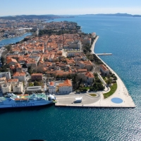 Zadar, Croatia with Maestral Travel Agency