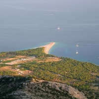 View from Vidova Gora, Brač with Maestral Travel Agency