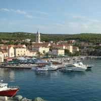 Supetar, Brač with Maestral Travel Agency