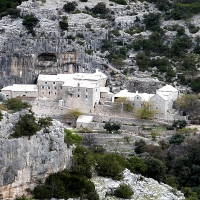 Blaca Monastery, Brač with Maestral Travel Agency