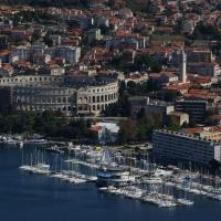 Pula, Croatia with Maestral Travel Agency