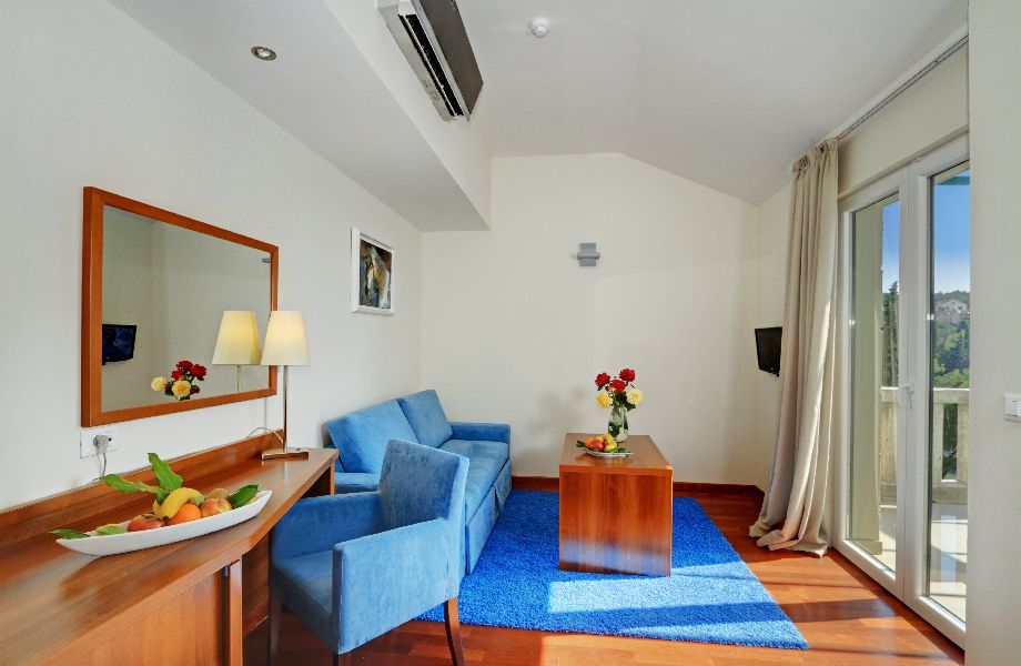Suite in Villa Vela Luka with Maestral Travel Agency