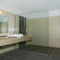 Bathroom in Villa Vela Luka with Maestral Travel Agency